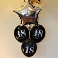 balon foliowy 18 bukiet baldeco