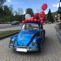 ślub ,balony ,