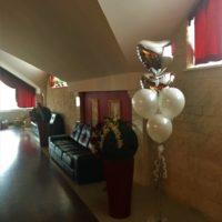 ślub,balony,dekorcje