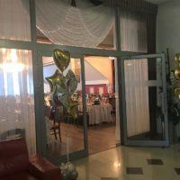 ślub ,balony .dekorcje